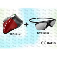 Wholesale External 3D PC Solution with 3D Shutter Glasses and SYNC Emitter from china suppliers