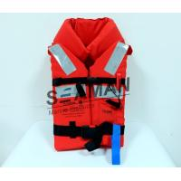 Wholesale Polyester Oxford Cloth EPE Foam 150N Marine Adult Life Jacket Offshore Life Jacket from china suppliers