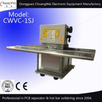 Wholesale Motorized V Groove PCB Depaneling Machine For LED Aluminium Board from china suppliers