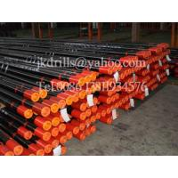 Wholesale 76 * 3000 mm API REG Thread Forging DTH Drill Rod for Rock Blasting Drilling from china suppliers