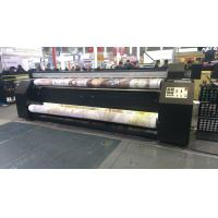 Wholesale Sublimation Satin Fabric Banner Printing Machine Digital Warp Knitted from china suppliers