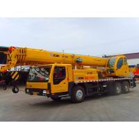 Wholesale Multi-function QY25 EuroIII 25T mobile Truck Crane Overall Length 12650mm from china suppliers