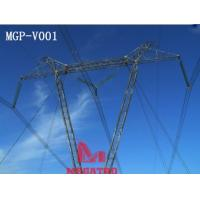 Wholesale V type transmission line tower from china suppliers
