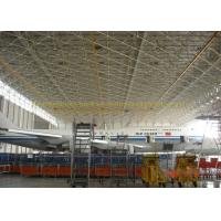 Wholesale Safety Prefab Stainless Metal Hangar Buildings Airport Hangar Construction from china suppliers