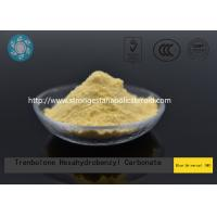 Wholesale Anabolic Steroids Powder Trenbolone Hexahydrobenzyl Carbonate Trenbolone from china suppliers