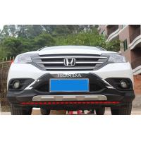Wholesale Honda CR-V 2012 2015 Front Bumper Guard With Insect Grille and Rear Guard from china suppliers