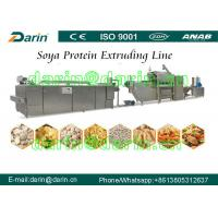 Wholesale Continuous & Automatic Soya Extruder Machine for Soya Protein / Textureed Soya Protein from china suppliers