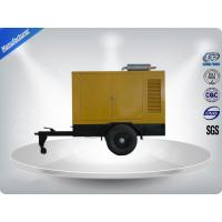 Wholesale Movable Three Phase Trailer Mounted Generator Silent Type 200-500Kw 600Kva from china suppliers