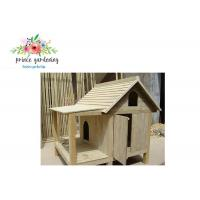 Wholesale High Quality And Fancy Customized different Color Outdoor Dog Kennel Design from china suppliers