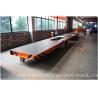 Buy cheap Battery power rail flat car rail transport car 20ton load capacity 48V voltage DC from wholesalers