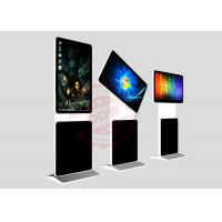 Wholesale AC100 ~ 250V Stand Alone Digital Signage screen Black / White Frame Color from china suppliers