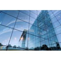 Wholesale Energy Efficient Low E Glass, 8mm Clear Blue Low E Coating Glass For Buildings from china suppliers