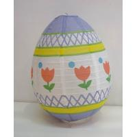 "Wholesale 8"" Printed Paper Lanterns For Easter Day Decoration with different designs available from china suppliers"