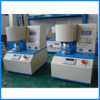 Wholesale LCD Display Paper Testing Equipments Burst Strength With Stainless Steel SUS304 from china suppliers