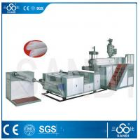 Wholesale Plastic Bubble Film Making Machine , Polyethylene Blown Film Extruder from china suppliers