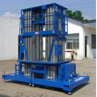 Wholesale Rated Load 150 kg Hydraulic Lift Platform for Working Height 16 / 18 m from china suppliers
