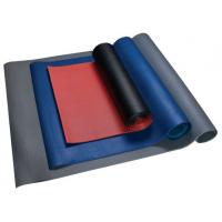 Wholesale Eco-friendly PVC Treadmill Floor Mat For Gym Equipment , Anti-Vibration / Anti-skid from china suppliers