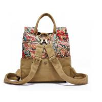 Wholesale cute canvas Backpack For Laptop Canvas Backpack Bookbags from china suppliers