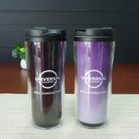 Wholesale Promotional Insulated Color Change Mug Double Wall Acrylic Tumbler With Lid from china suppliers
