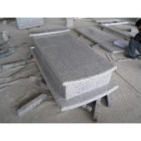 Wholesale Beautiful Grey Granite Tombstone/ Monument/ Monuments (GM004) from china suppliers
