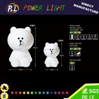 Wholesale Modern Kids Holiday LED Decoration Bear Christmas Light from china suppliers