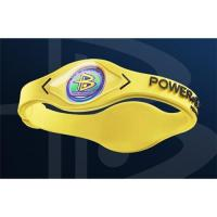 Wholesale Power balance silicon bracelet Yellow XS S M L XL Available from china suppliers