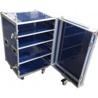 Wholesale Storage Noctilucence Royal Rack Flight Case With Drawers Plastics / Steel Material from china suppliers