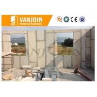 Wholesale 100mm Lightweight EPS foam concrete wall panels , Exterior / Interior insulated building panels from china suppliers