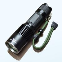 Wholesale Multifunctionl Powered (3 Pcs AAA/1 Pcs 18650/26650 )1000 Lms CREE T6 LED Torch/Flashlight from china suppliers