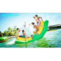 Wholesale Hot Water Amusement Inflatable water seesaw for Outdoor Sports from china suppliers