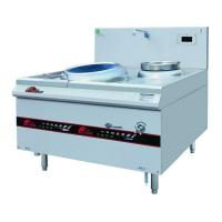 Buy cheap Catering Equipment  Electromagnetic Stove Single Burner Induction Wok Kwali Range from wholesalers