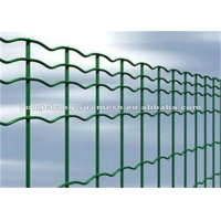 China 10mm Pe Pvc Coated Dutch Wire Mesh Holland Fence on sale