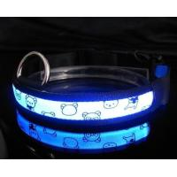 Wholesale Printed led pet collar for dog & cat from china suppliers