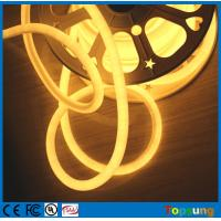 Wholesale DC24V 16mm diameter tube light  360 degree tube neon round led neon flex warm white from china suppliers
