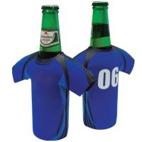 Wholesale Hot-selling High quality Neoprene Beer Koozie ,Cans holder Beer bag In T-shirt Design from china suppliers