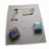 Wholesale Plain TV Fleece Blanket, Measuring 37 x 180cm from china suppliers