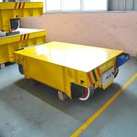 Wholesale BDGZ series transfer trailer for heavy load material transfer with remote control from china suppliers
