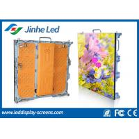 Wholesale Indoor Rental LED Screens , high resolution led display wall For Music Live Show from china suppliers