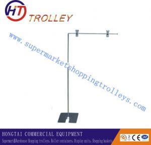 Wholesale Poster Sample Display Racks Price Displays Floor Metal Display Stand 300 mm Width from china suppliers