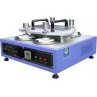 Wholesale ASTM D4966 Abrasion Testing Machine , Martindale Fabric Abrasion Tester from china suppliers