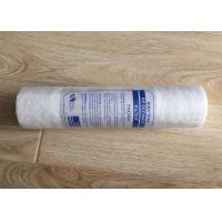 Wholesale PP Cotton Water Filter Cartridge Replacement 10 Inch 5 Micron For Oil Field Water from china suppliers