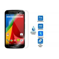 Wholesale Asahi 2.5 D Tempered Glass Anti Fingerprint Screen Protector Shatterproof For Moto G from china suppliers