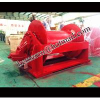 Wholesale custom built 8 ton hydraulic winch hoisting hydraulic winch dredger winch marine winch from china suppliers