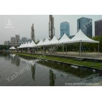 Wholesale No Fabric Wall French Style High Peak Frame Tent Expansion Bolts Fixing from china suppliers