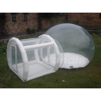 Wholesale 0.5mm TPU Inflatable Show Ball With 0.6mm PVC Tarpaulin Base And Tunnel from china suppliers