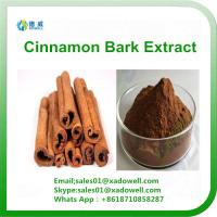 Buy cheap Pharmaceutical Raw Materials Cinnamon Bark Extract from wholesalers