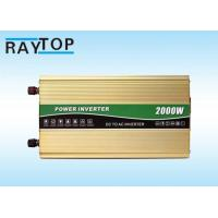 Wholesale 2000W Vehicle Power Inverter Peak Power 4000W Inverter With 6 High Protects from china suppliers