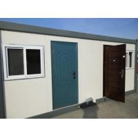 Wholesale modular flat pack container refugee camp from china suppliers