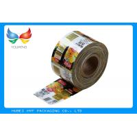 Combo - Pack Heat Plastic Stretch Sleeve Labels , PET Plastic Sheet Shrink Film for sale