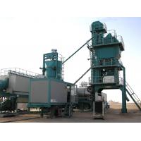 Wholesale High Pressure Atomizing Burner Mobile Asphalt Plant With 25t / H WAM Screw Conveyor from china suppliers